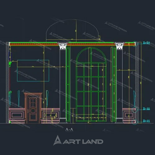 Autocad For 2d Architectural Drawings Artland Design